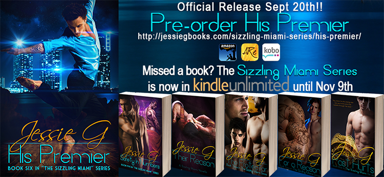 His Premier Pre-order and Series in KU