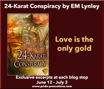 24-Karat Conspiracy by Em Lynley