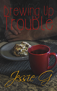 Book Cover: Brewing Up Trouble