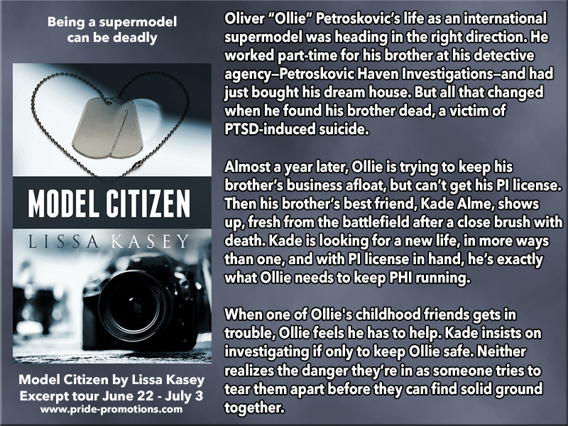 Model Citizen by Lissa Kasey Blog Tour