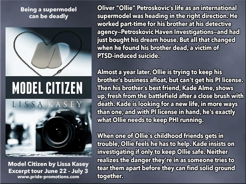 Model Citizen by Lissa Kasey Blog Tour