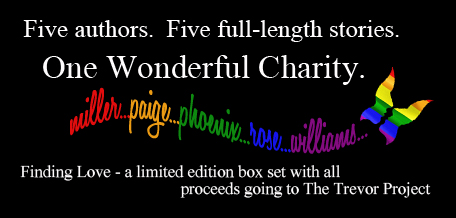 Finding Love Box Set to Benefit the Trevor Project