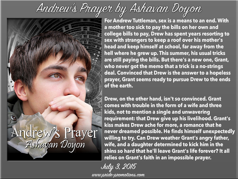 Andrew's Prayer by Ashavan Doyon