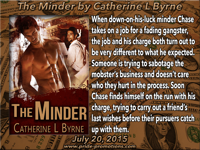 The Minder by Catherine L Byrne Blog Tour