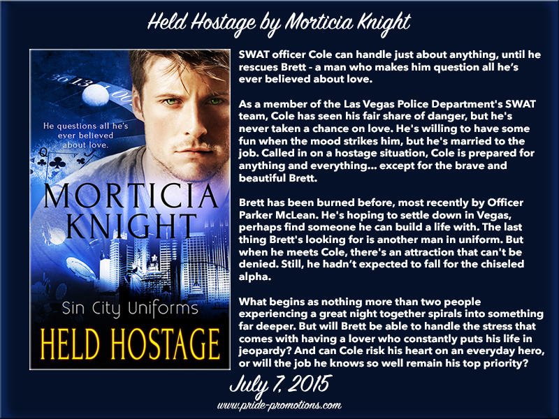 Held Hostage by Morticia Knight Blog Tour