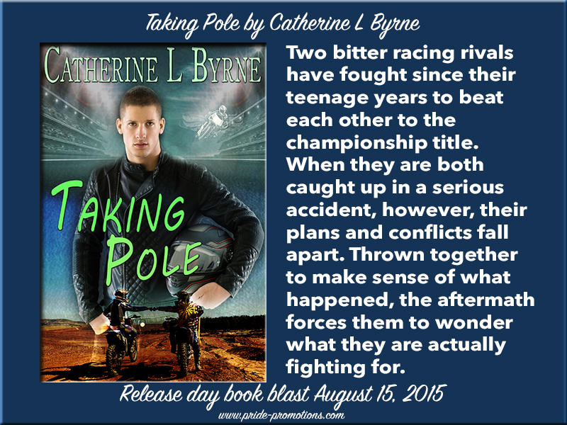 BLOG TOUR: Taking Pole by Catherine L Byrne