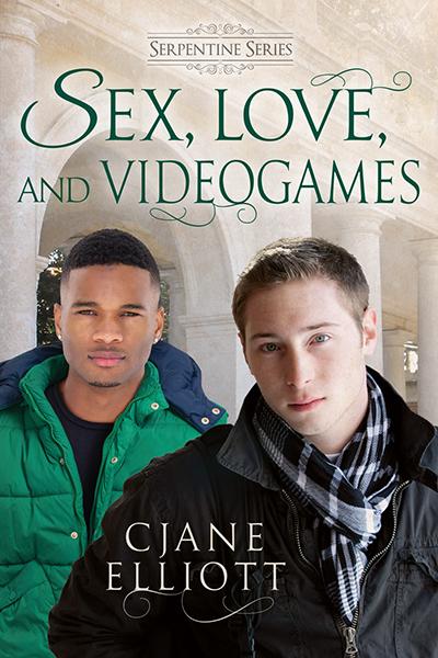 BLOG TOUR: Sex, Love, and Videogames by CJane Elliott