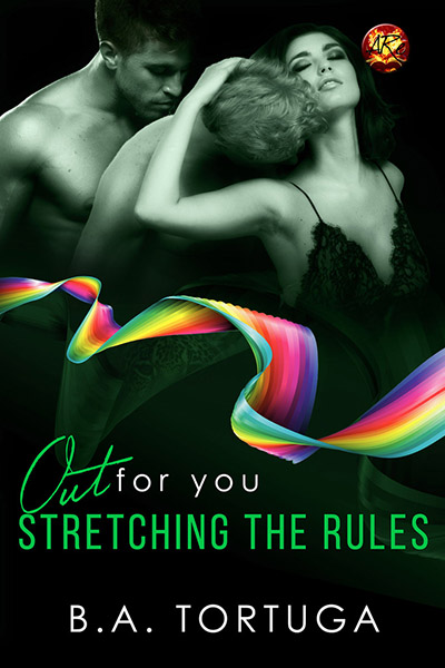 BLOG TOUR: Stretching the Rules by B.A. Tortuga