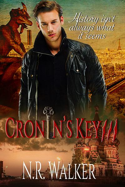 Buy Cronin's Key III by N. R. Walker on Amazon