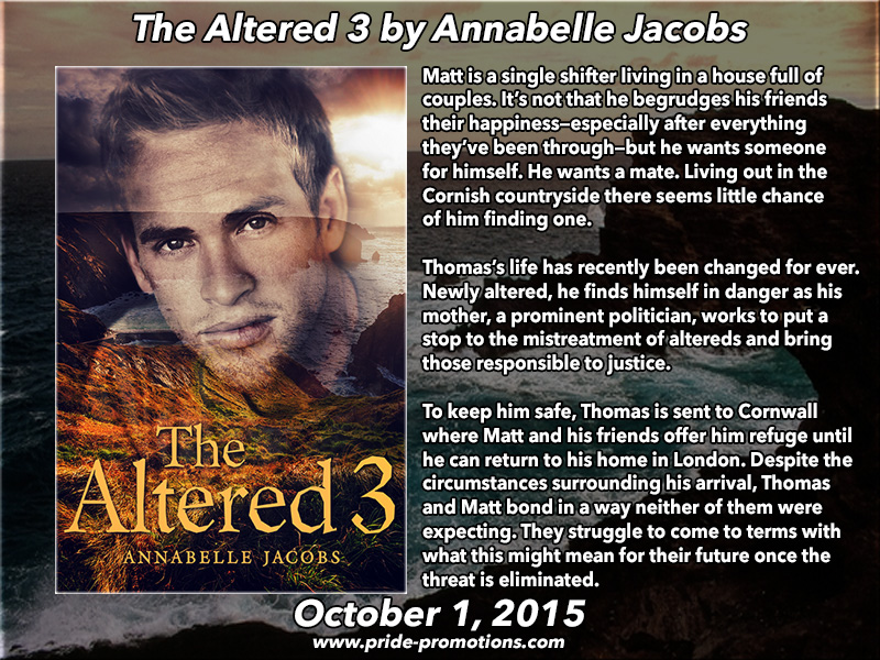 BLOG TOUR: The Altered 3 by Annabelle Jacobs