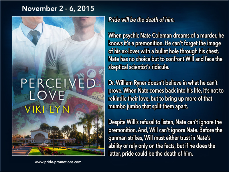 BLOG TOUR: Perceived Love by Viki Lyn