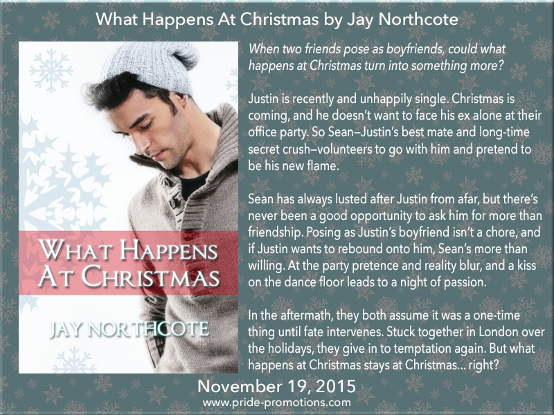 BOOK BLAST: What Happens At Christmas by Jay Northcote