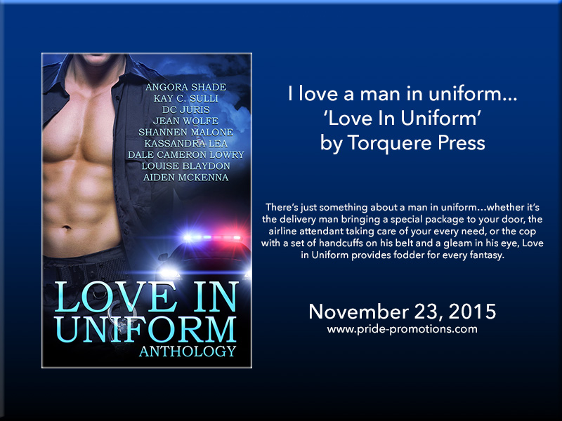 BOOK BLAST: Love in Uniform Anthology