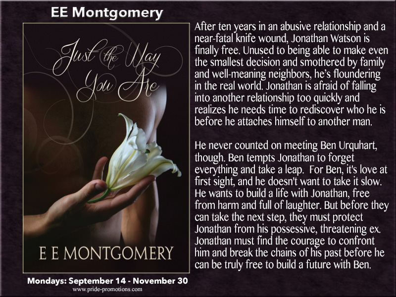 BLOG TOUR: Just The Way You Are by E.E. Montgomery