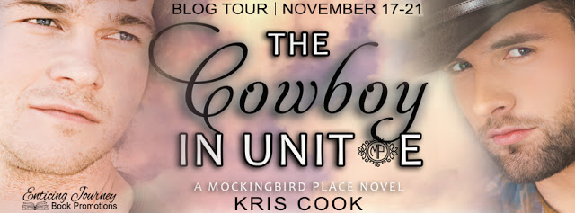 BLOG TOUR: The Cowboy in Unit E by Kris Cook