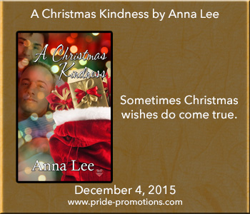 BOOK BLAST: A Christmas Kindess by Anna Lee