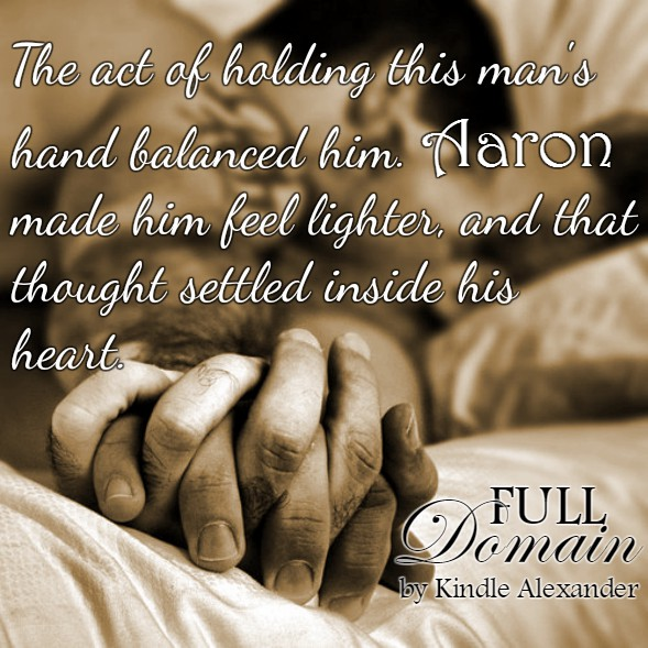 BLOG TOUR: Full Domain by Kindle Alexander
