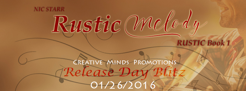 Buy Rustic Melody by Nic Starr on Amazon