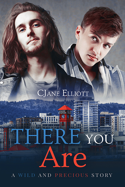 Buy There You Are by CJane Elliott on Amazon