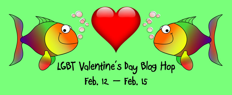 LGBT Valentine's Day Blog Hop