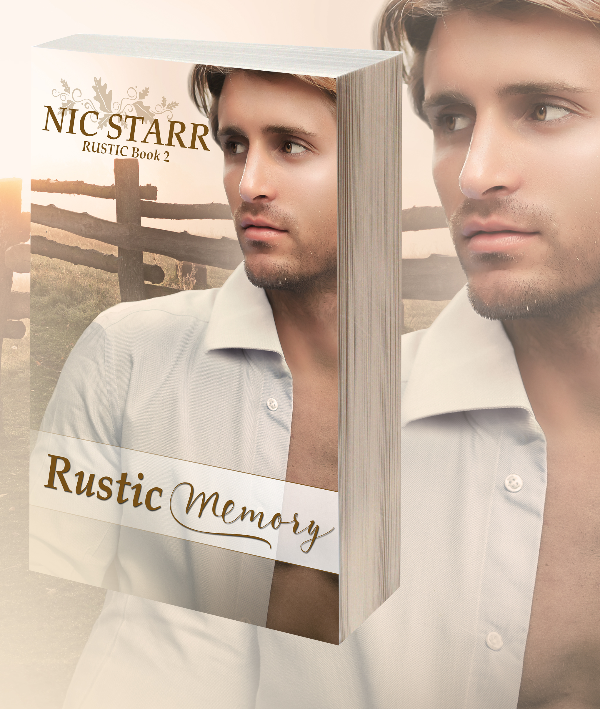 BOOK BLAST: Rustic Memory by Nic Starr