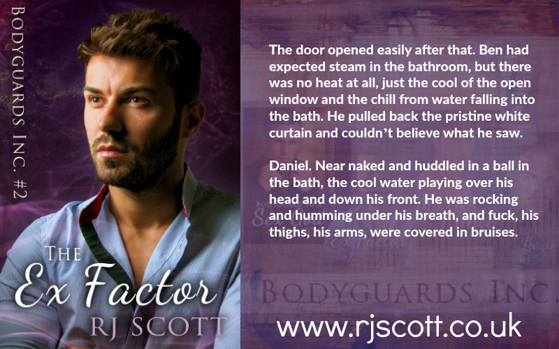 BLOG TOUR: The Ex-Factor by R.J. Scott