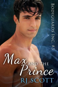Buy Max and The Prince by RJ Scott on Amazon