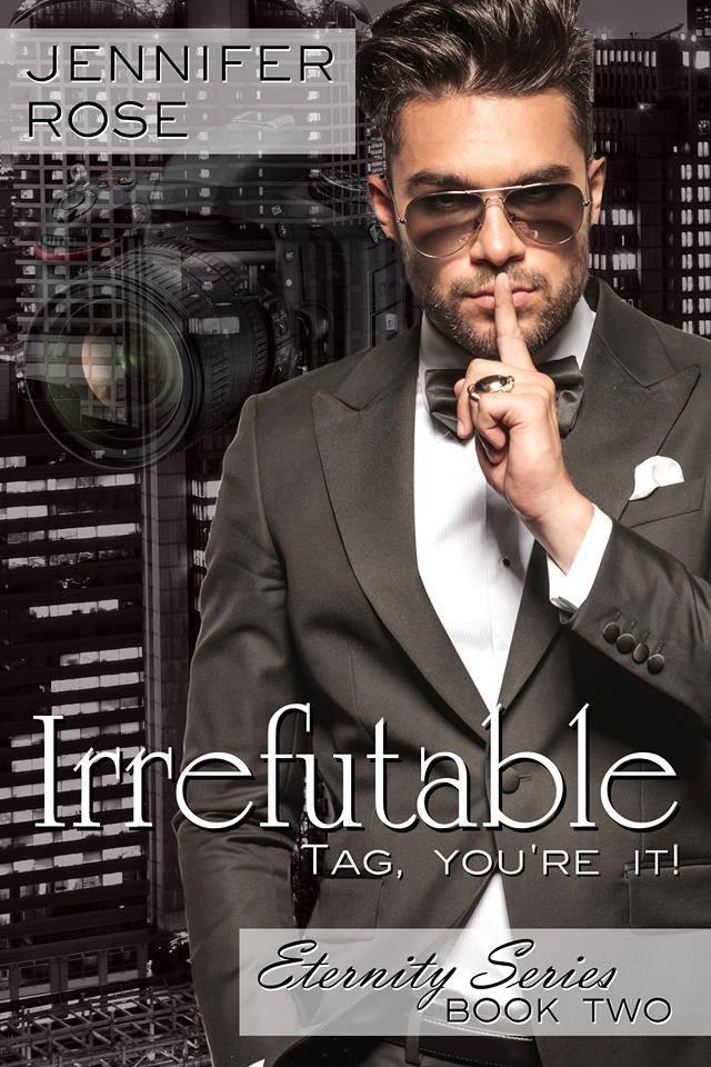 Get Irrefutable by Jennifer Rose on Amazon & Kindle Unlimited