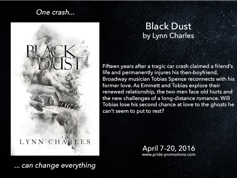 BLOG TOUR: Black Dust by Lynn Charles