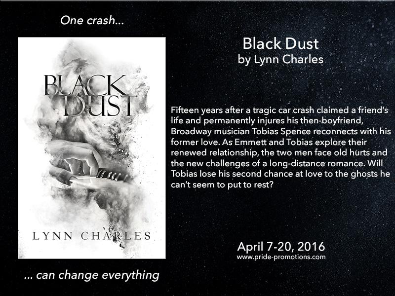 BLOG TOUR: Black Dust by Lynn Charles