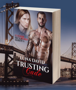 Get Trusting Cade by Luna David on Amazon & Kindle Unlimited