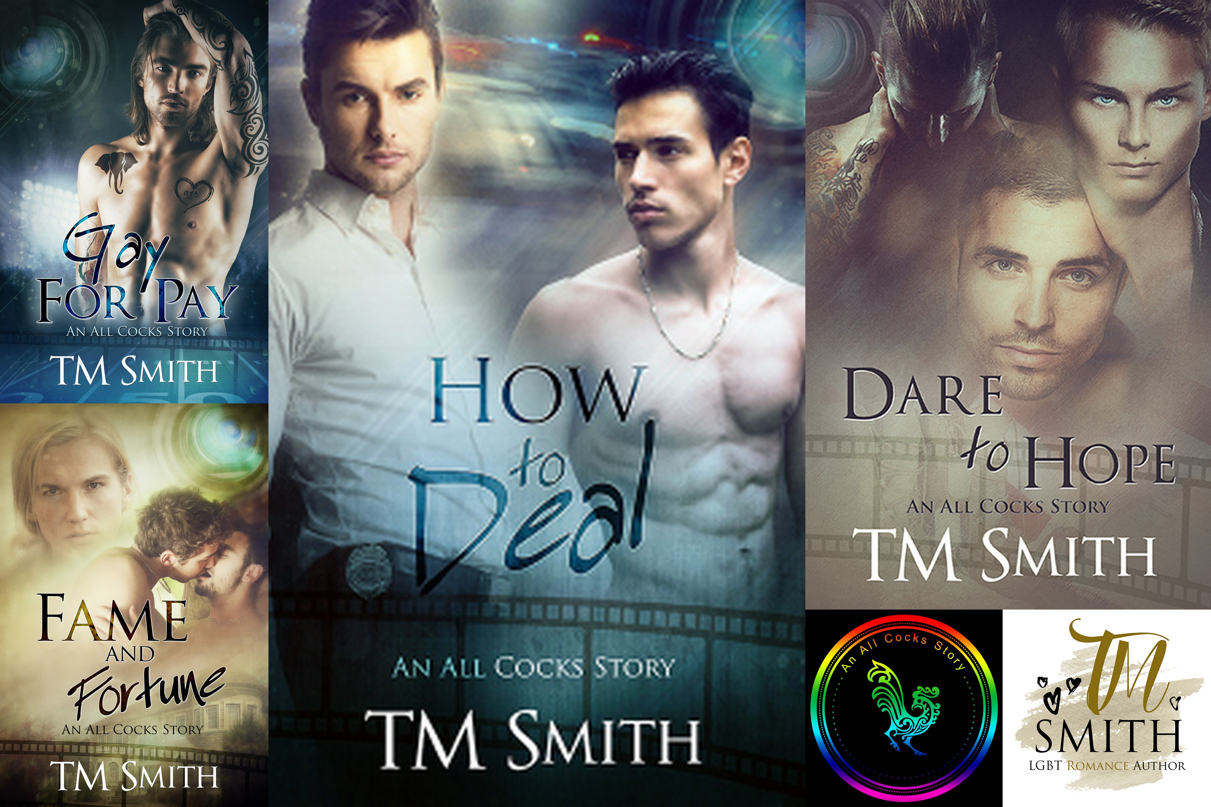 BLOG TOUR: Dare to Hope by TM Smith