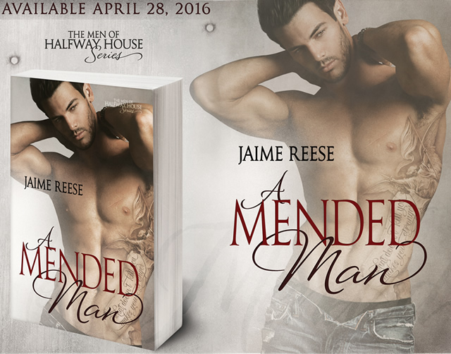 BLOG TOUR: A Mended Man by Jaime Reese