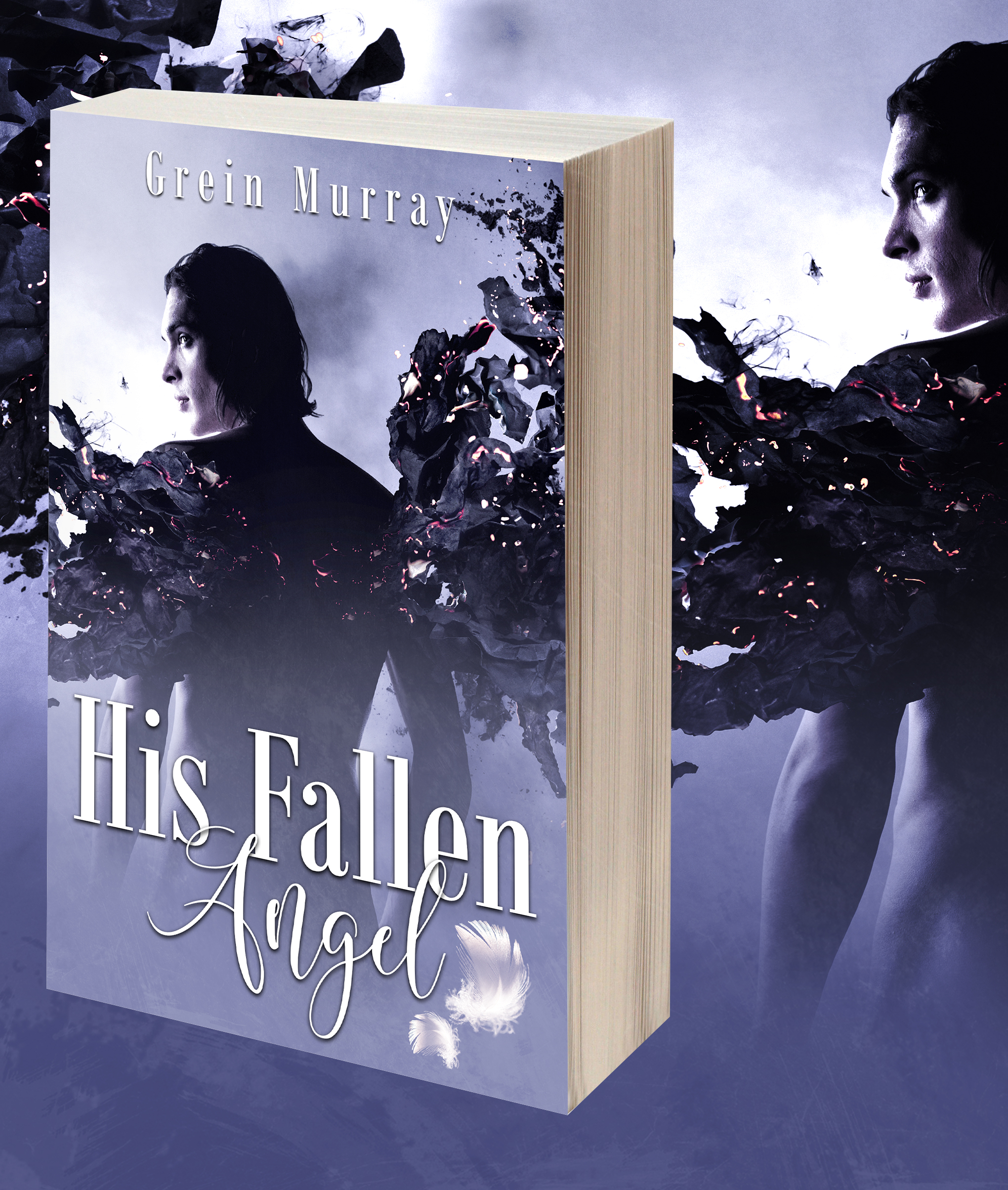 BOOK BLAST: His Fallen Angel by Grein Murray