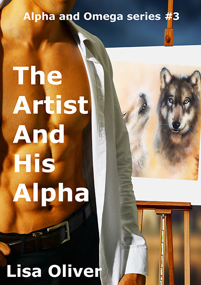Buy The Artist and His Alpha by Lisa Oliver on Amazon