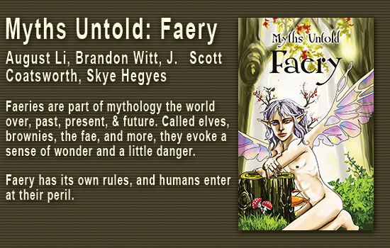 Buy Myths Untold: Faery on Amazon