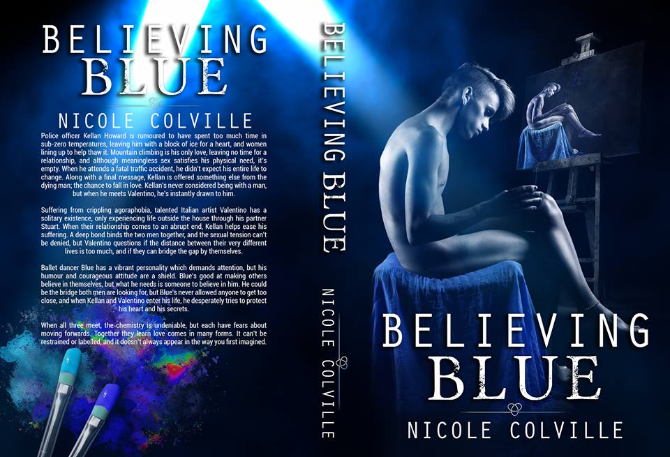 BLOG TOUR: Believing Blue by Nicole Colville