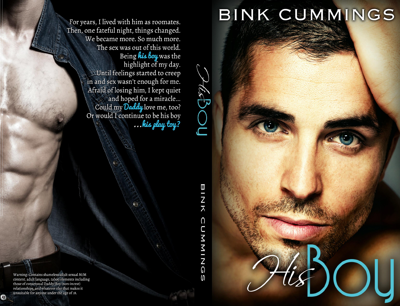 BOOK BLAST: His Boy by Bink Cummings