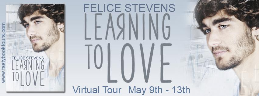 BLOG TOUR: Learning to Love by Felice Stevens