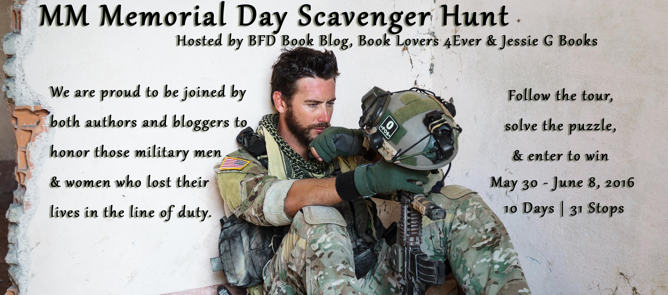MM Memorial Day Scavenger Hunt