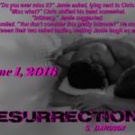 BLOG TOUR: Resurrection by S. Davidson