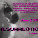 BLOG TOUR: Resurrection by S. Davidson