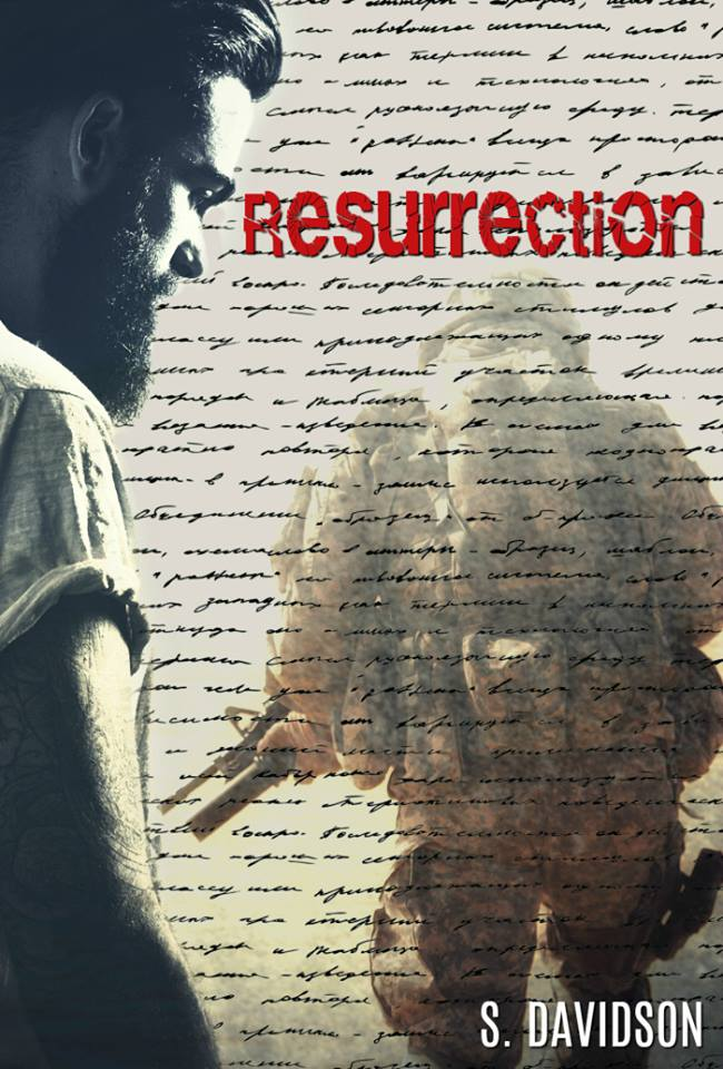 Get Resurrection by S. Davidson on Amazon & Kindle Unlimited