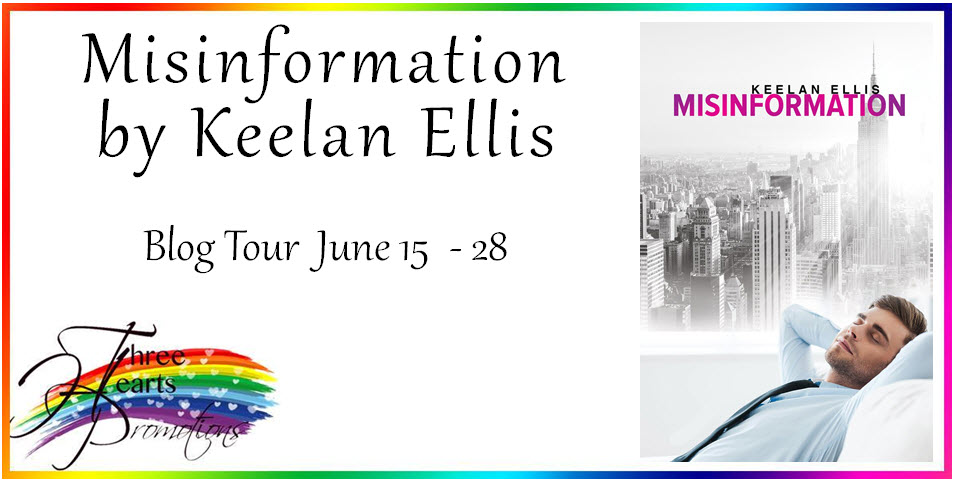 Buy Misinformation by Keelan Ellis on Amazon