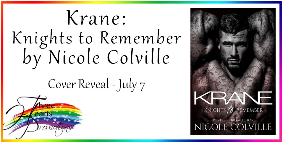 COVER REVEAL: Krane by Nicole Colville