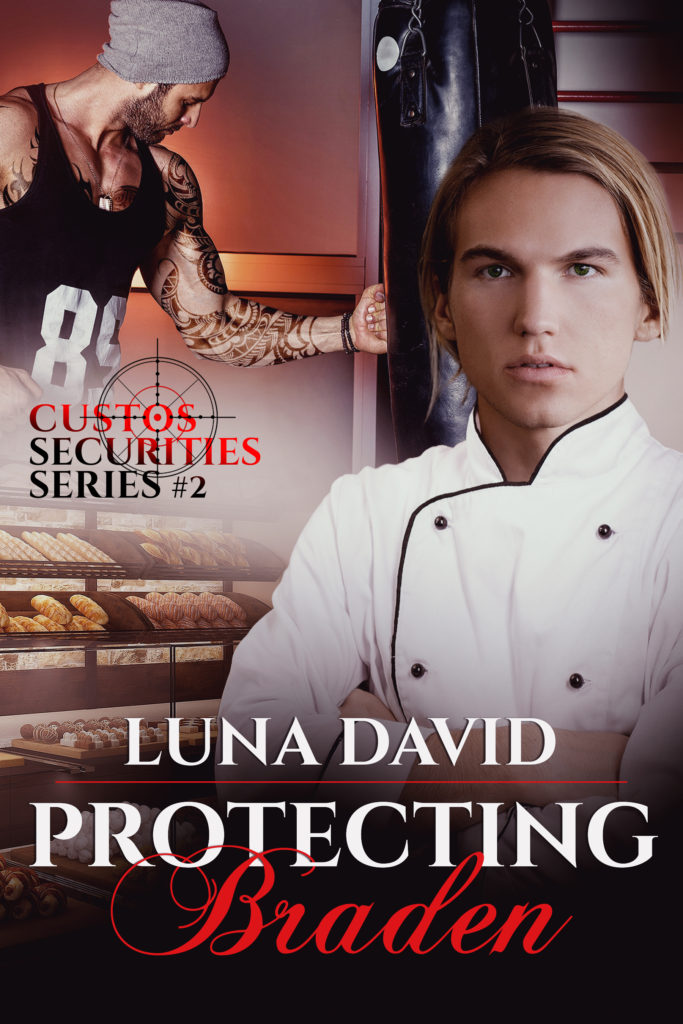 Get Protecting Braden by Luna David on Amazon & Kindle Unlimited
