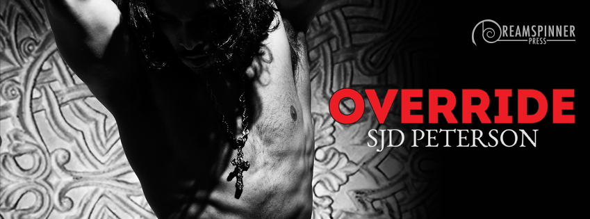 RELEASE DAY REVIEW: Override by SJD Peterson