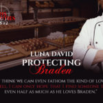 BOOK BLAST: Protecting Braden by Luna David