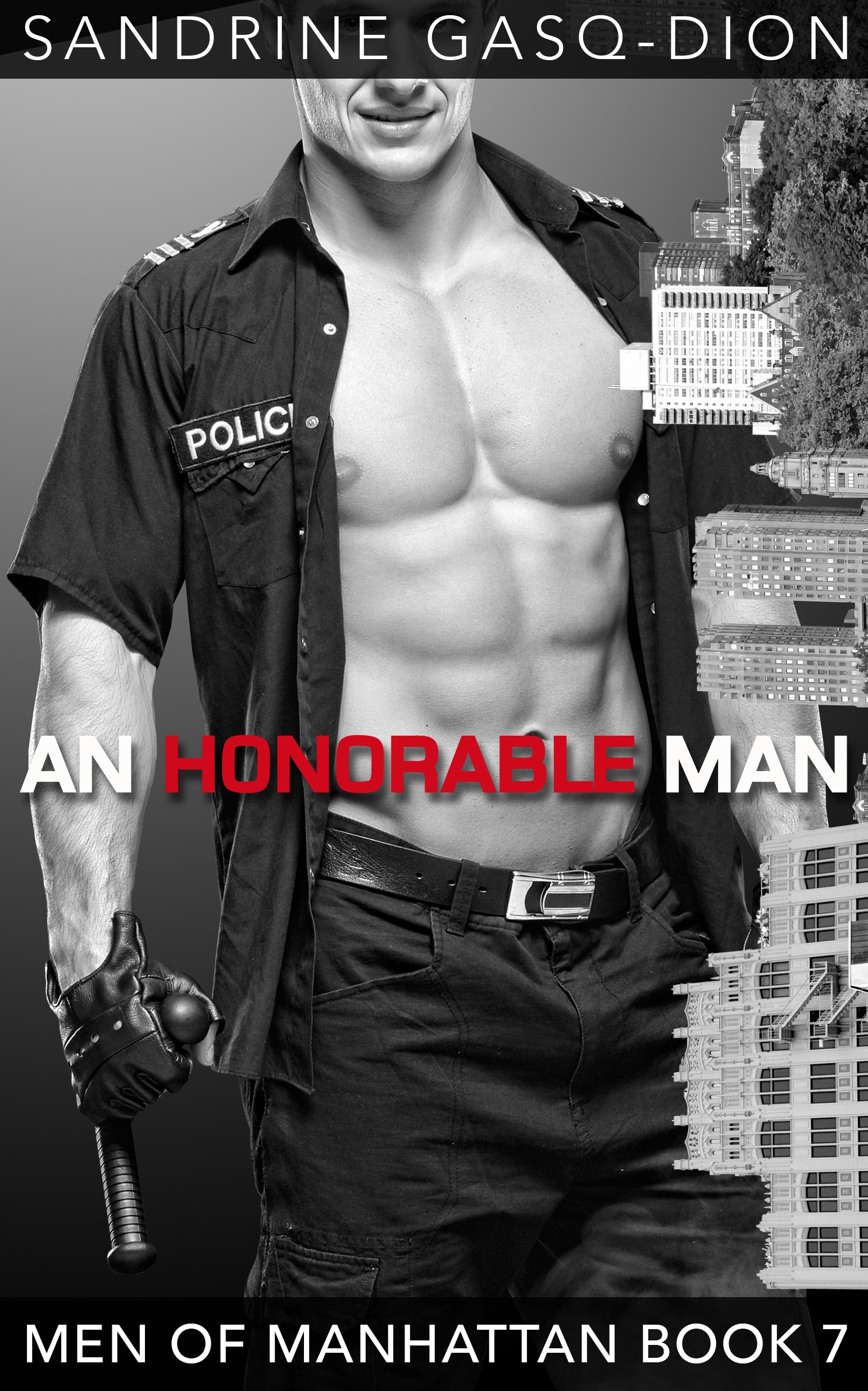 RELEASE REVIEW: An Honorable Man by Sandrine Gasq-Dion