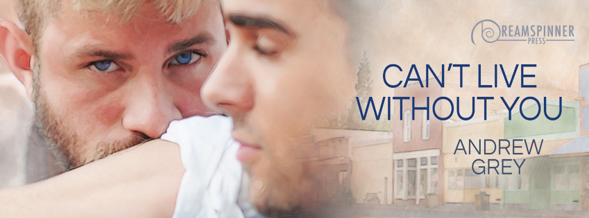 RELEASE DAY REVIEW: Can't Live Without You by Andrew Grey